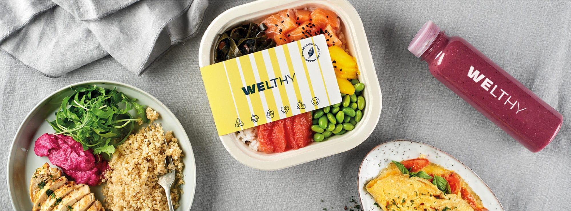 Lo que te aportan los menús saludables con control de calorías